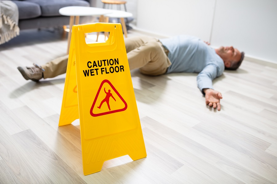 What to Do After a Slip-and-Fall Accident in Miami? - The ...
