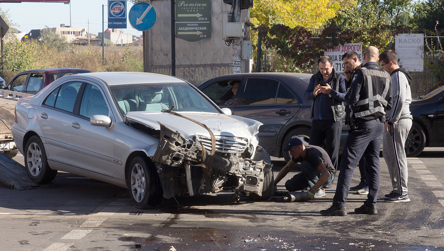 Can Vehicle Damage Prove Who's At Fault in a Car Accident?