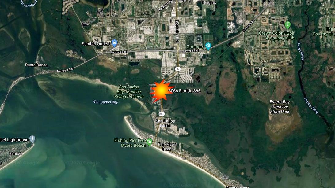Three People Die In Fort Myers Head-On Crash