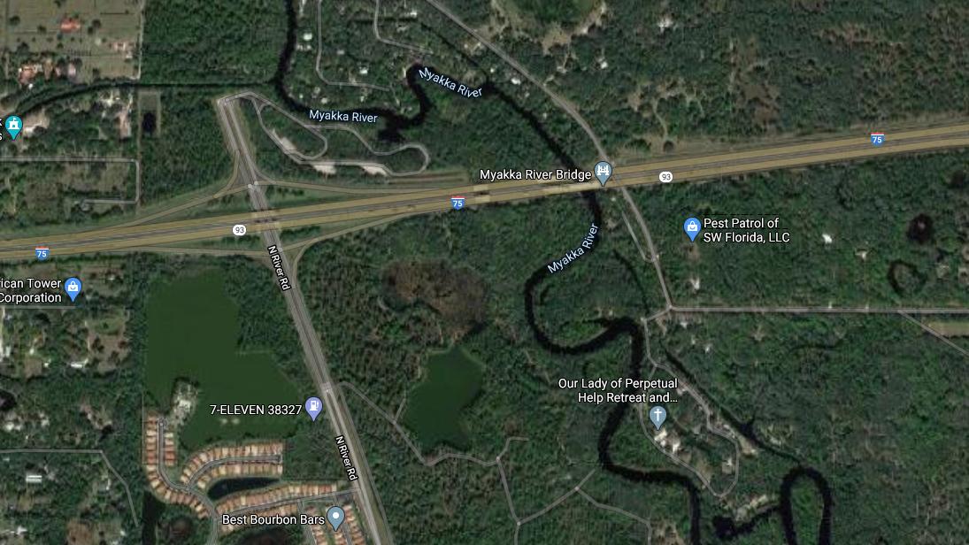 21 Year Old Arcadia Woman Dies In I-75 Crash Near River Road