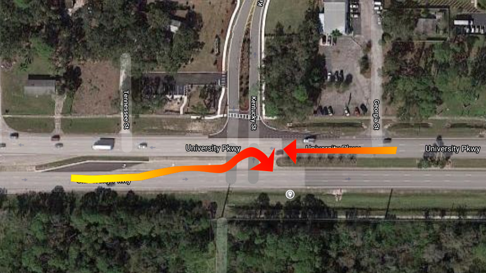 Sarasota Motorcyclist Dies In Crash On University Parkway Sunday Night