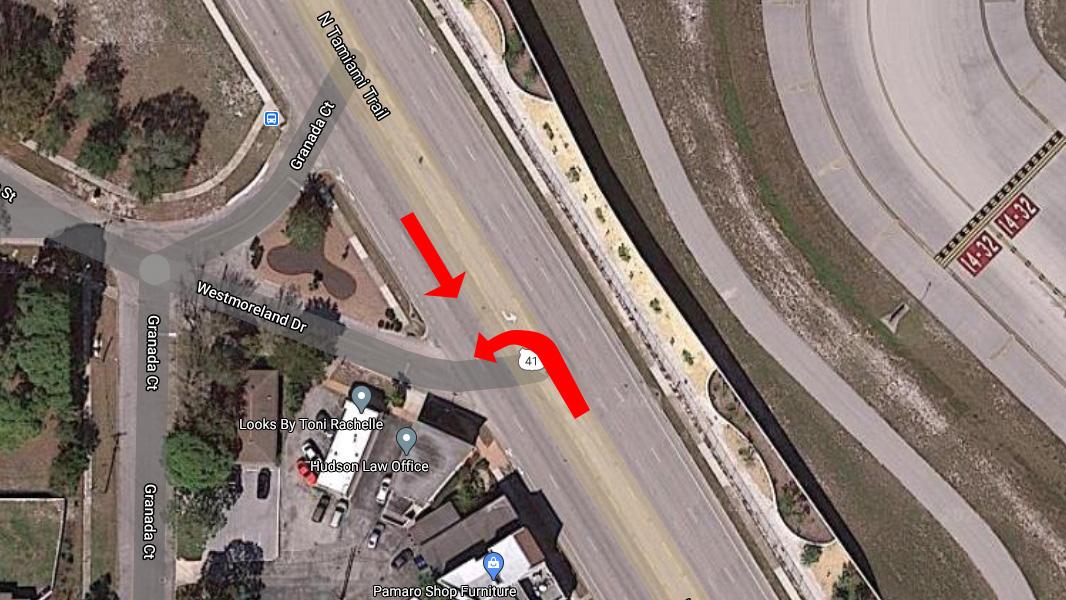 6-Year Old Boy Injured In Hit-And-Run Crash Near Sarasota Bradenton Airport