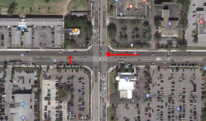 Sarasota Man Dies After Being Hit By Pickup Truck On Bee Ridge