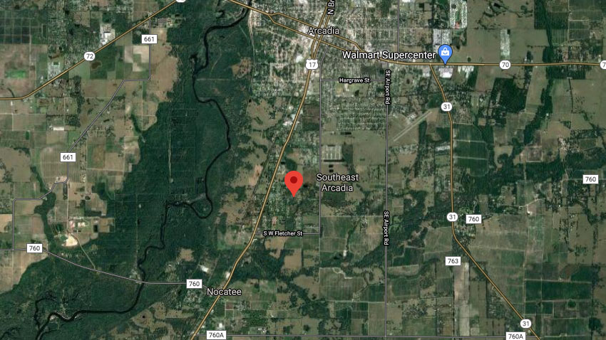 2 People Died And 3 Children Injured In Crash On US 17 In Arcadia FL