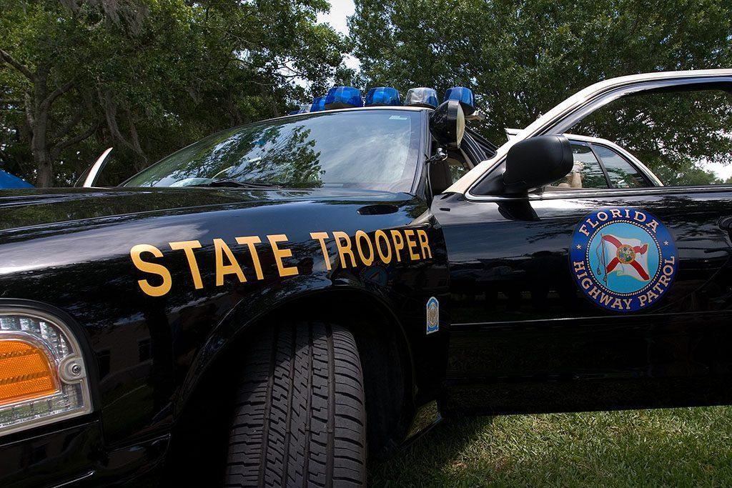 Trailer Blocks Traffic After 4-Vehicle Crash On I-75 In Sarasota