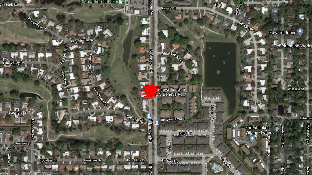 20-Year Old Motorcyclist Killed In Crash On Beneva Road In Sarasota Saturday