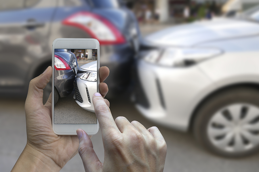 How To Take Photos Of Your Car Accident