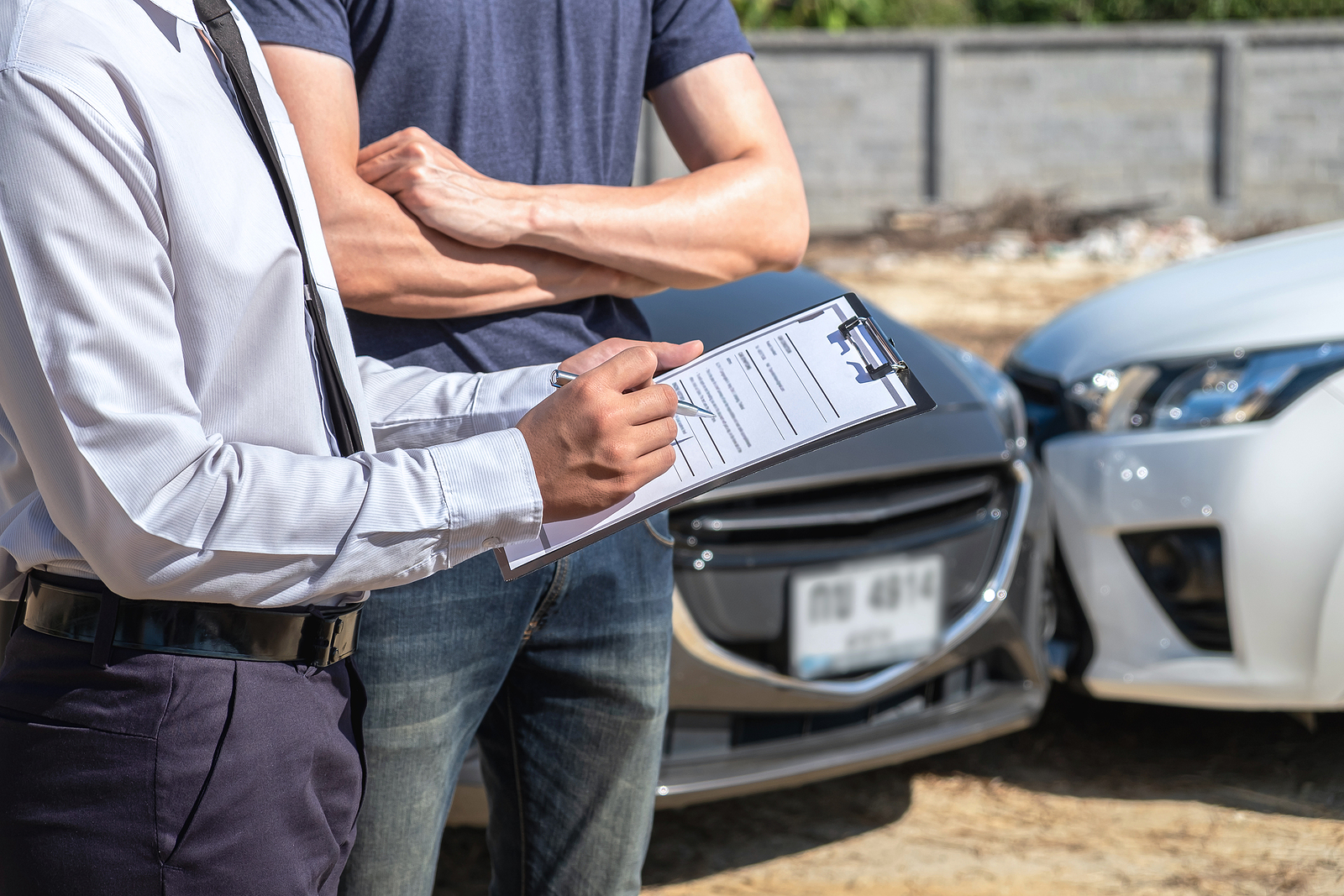 Do You File A Claim With Florida Workers Comp Or Auto Insurance If You Are In A Work-Related Car Crash?