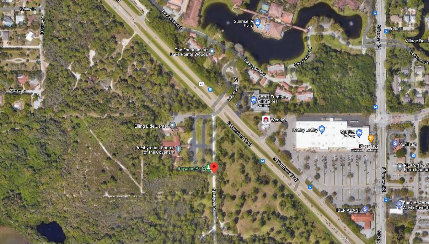 New Jersey Man Dies After Being Hit While Crossing U.S. 41 In Sarasota