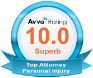 AVVO 10 out of 10