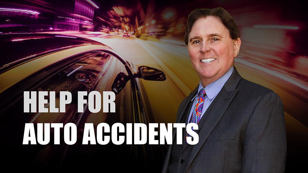 Auto Accident Attorney Bernard Walsh