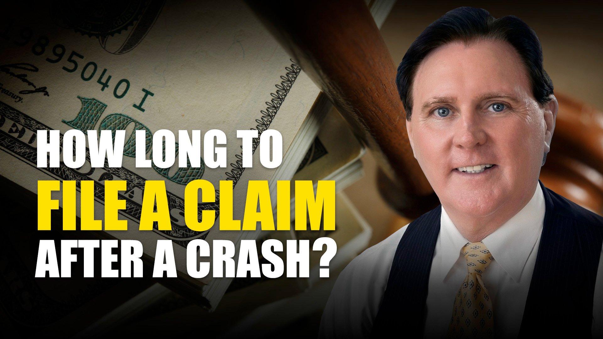 How Long To File A Claim After A Crash?